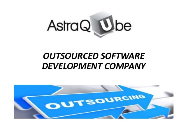 OUTSOURCED SOFTWARE DEVELOPMENT COMPANY