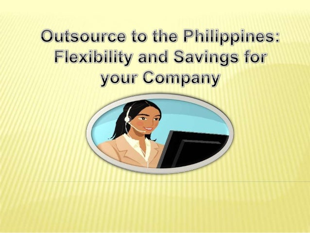 When you outsource to the Philippines or any other offshore destination, you are engaging the services of an independent o...