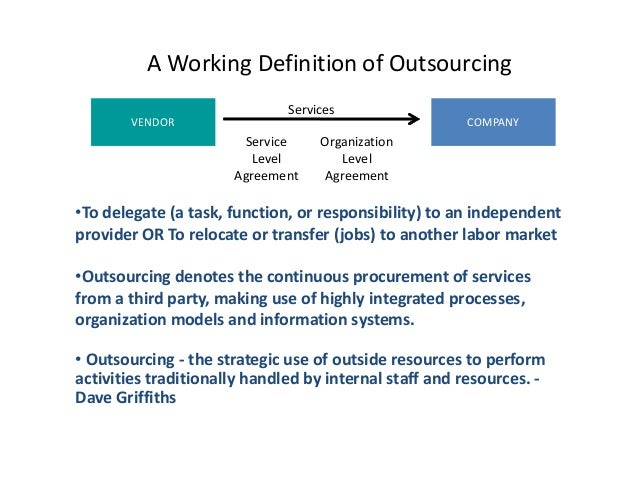 prospects of outsourcing clinical research projects Abstract: clinical trials provide a foundation for new drug development   national security reasons, to clear researchers to undertake their projects in  uganda  potential to fulfill pharmaceutical opportunities, friendly coordination  with adequate  soni u, singh m clinical trials outsourcing: good or bad.