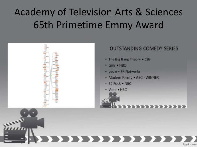 Academy of Television Arts & Sciences 65th Primetime Emmy Award