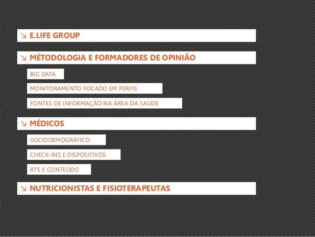 Médicos no Twitter: o que leem, onde fazem checkin e quais as principais especialidades Slide 2