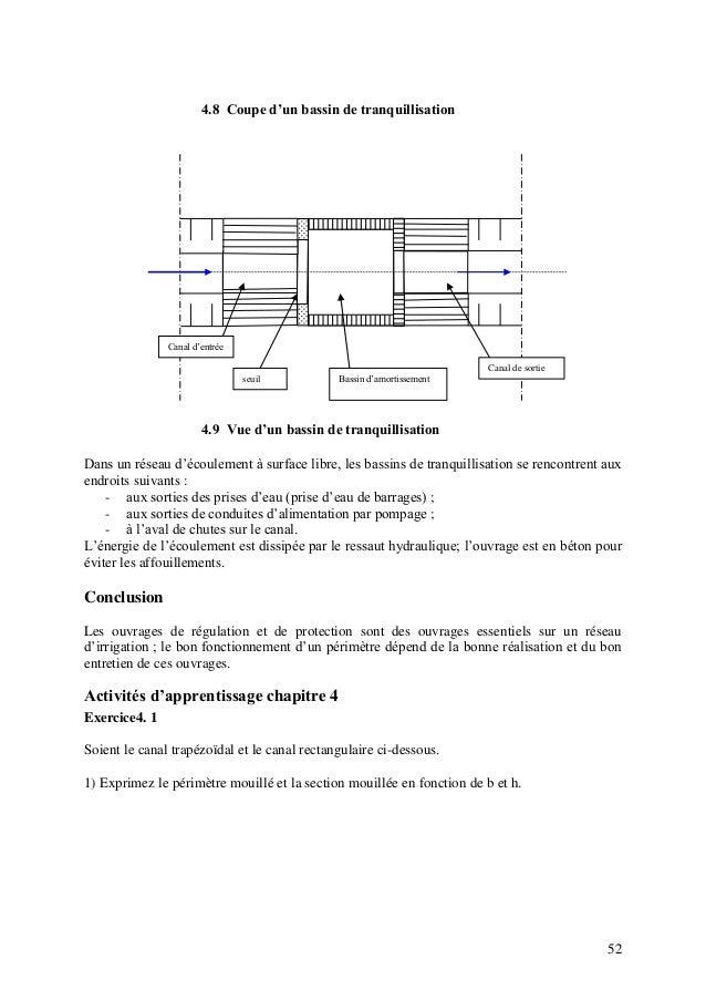 conception et dimensionnement hydraulique des dalots