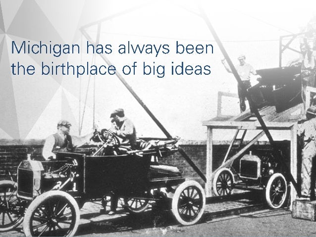 #MichiganProud: Leadership Quotes from Innovative Michiganders
