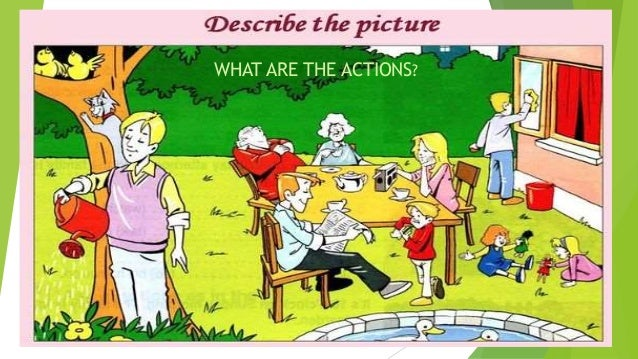 WHAT ARE THE ACTIONS?