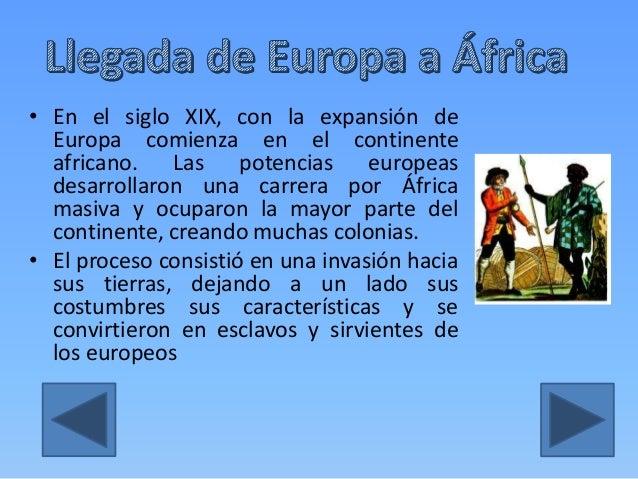 Encuentro de europa america y africa