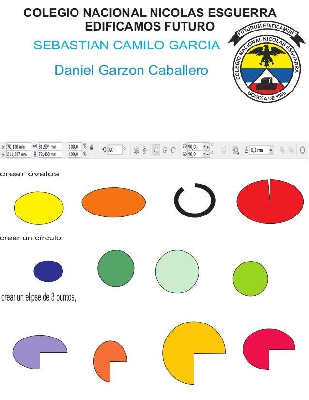 COLEGIO NACIONAL NICOLAS ESGUERRA EDIFICAMOS FUTURO SEBASTIAN CAMILO GARCIA Daniel Garzon Caballero
