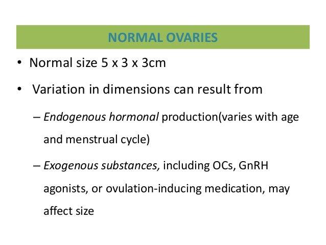 Classification of ovarian tumors Slide 2