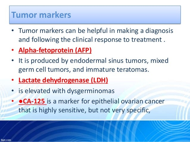Ovarian Tumor In Children And Adolscent