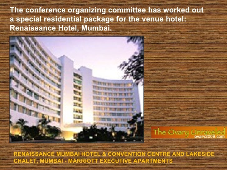 Ivf conference seminar meetings