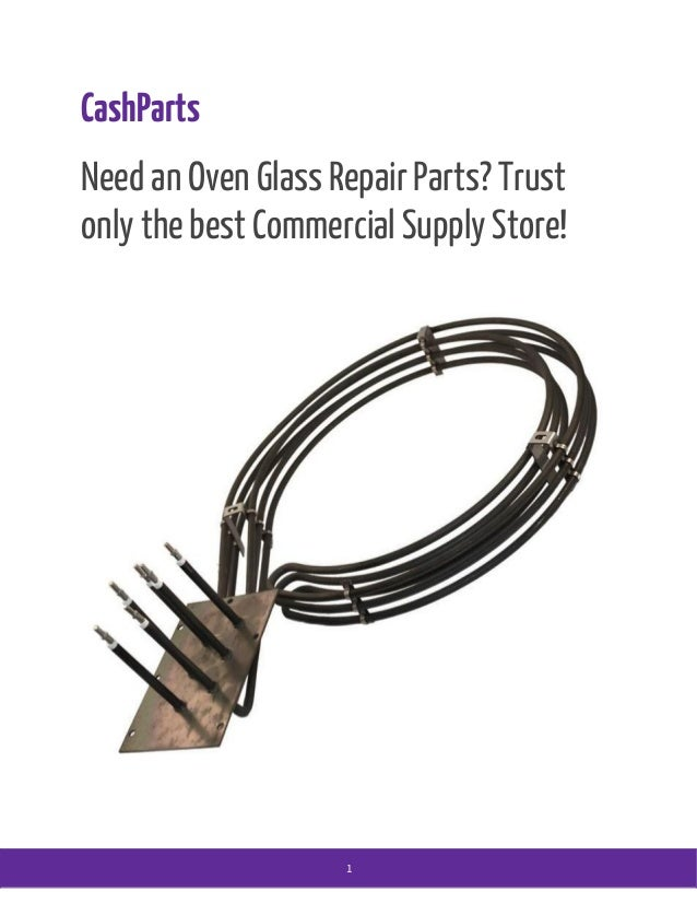 Oven Glass Repair - High-End Kitchen Maintenance Items