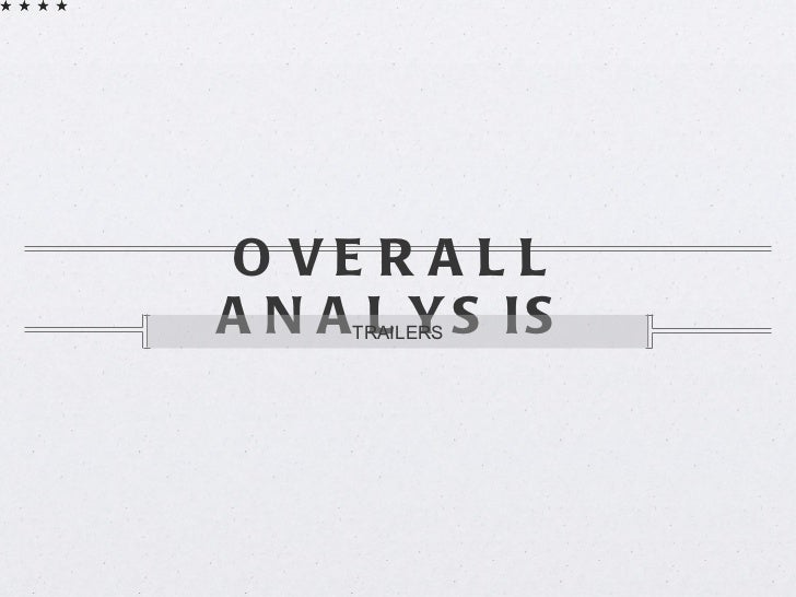 Image result for overall analysis