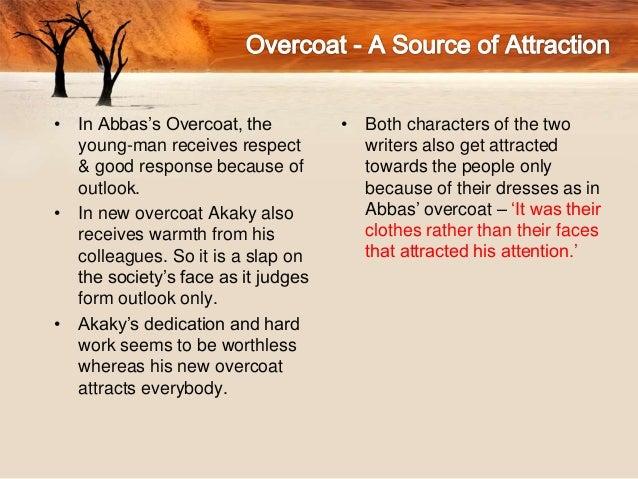 the overcoat gogol summary