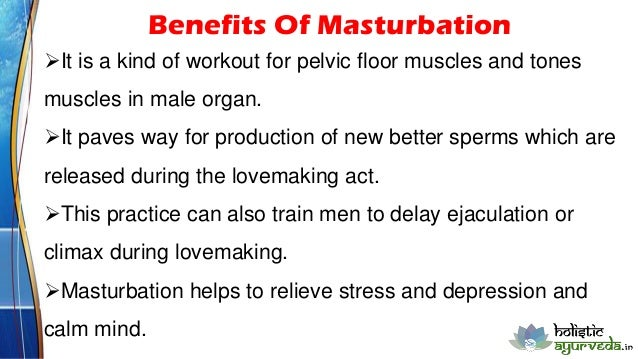Ill effect of masturbation