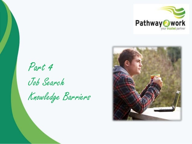 Overcoming The Barriers To Employment Employability