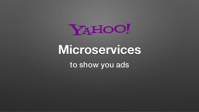 Overdoing Microservices Slide 2
