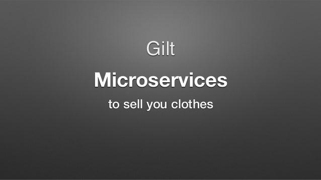 Overdoing Microservices Slide 3