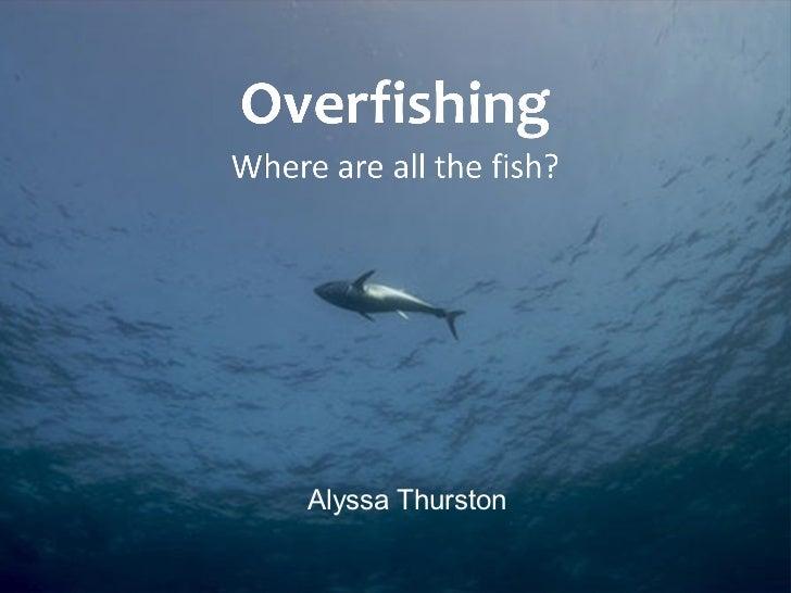 Alyssa Thurston