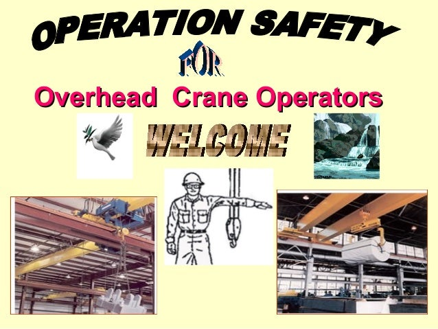 overhead crane operators by rh slideshare net How Do Get in and Out of That Crane Crane Operator Crane Operators Manual Icon