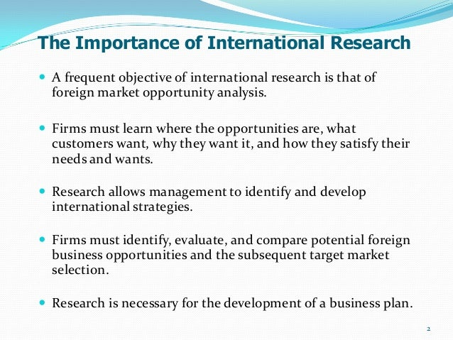 what is internal market research Excellences in internal marketing approach: human resource management as  source of competitive advantages laura r iacovone researcher university of.