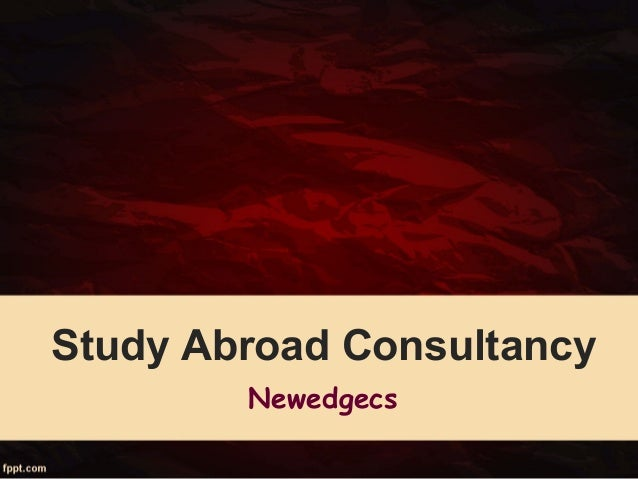 Study Abroad | Overseas Education Consultants - CANAM