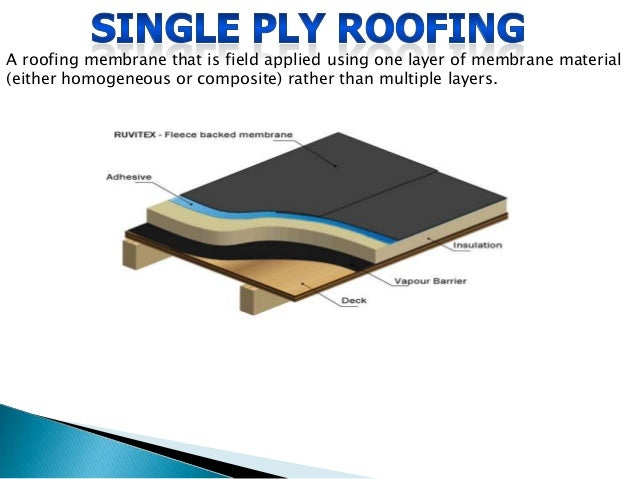 Types Of Commercial Roofing By Overson Roofing
