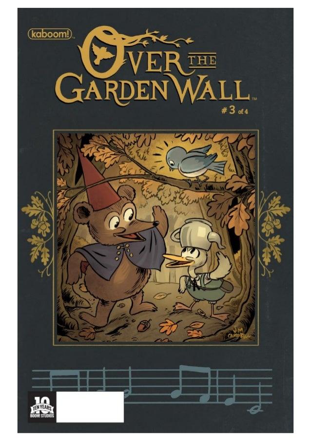 over the garden wall comic italiano 3 - Over The Garden Wall Comic