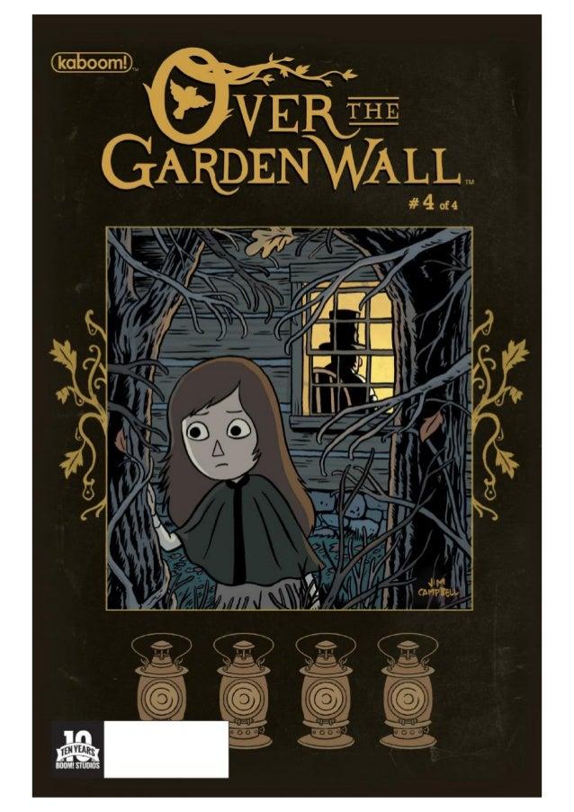 over the garden wall comic italiano 4 - Over The Garden Wall Comic