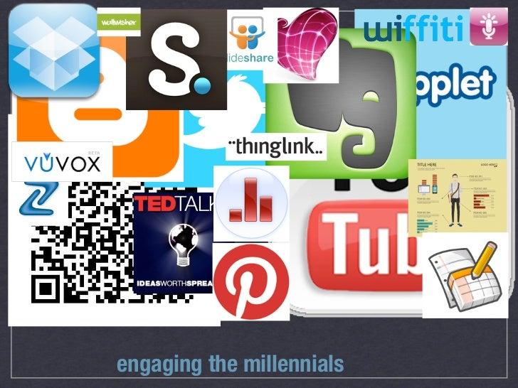 engaging the millennials
