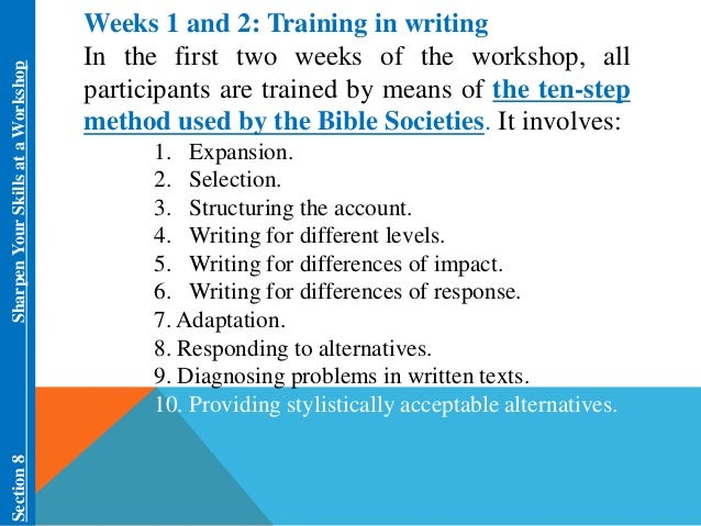 overview of translation and translation training Translation studies (holmes, 2000) a selective overview of the literature on training indicates that research has been carried out into diverse topics ranging from the acquisition of translator competence, the development of  in providing real 'community' translation jobs for the training workshop.