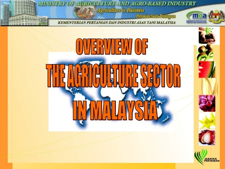 multifunctionality of agriculture in malaysia Multifunctionality in agriculture evaluating the degree of jointness, policy implications these proceedings examine the nature and strength of jointness between agricultural commodity production and non-commodity outputs from the perspective of three areas important to the agricultural sector: rural development, environmental externalities and.
