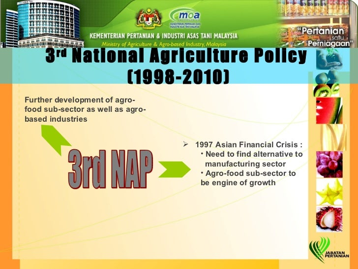 an overview of agriculture Sustainable agriculture requires the integration of environmental considerations with agricultural policy analysis and planning myanmar is a favorable agrarian structure with high potential for development of small holder and large scale farming with average farm size of 25 ha accounting for the second largest in south east asia after .