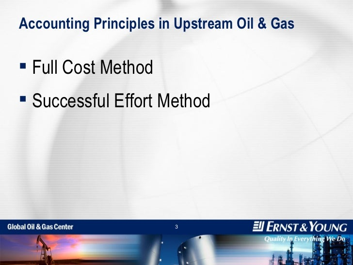 Overview Of Oil & Gas Accounting Slide 3