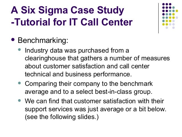 six sigma case studies in service industry Six sigma case study: starbucks july 10th, 2017 in a matter of 40 years, starbucks has gone from a stand-alone shop in seattle to the largest coffeehouse chain in the world.
