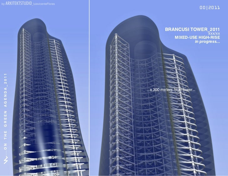 00|2011                        BRANCUSI TOWER_2011                                             xxx/xx                     ...