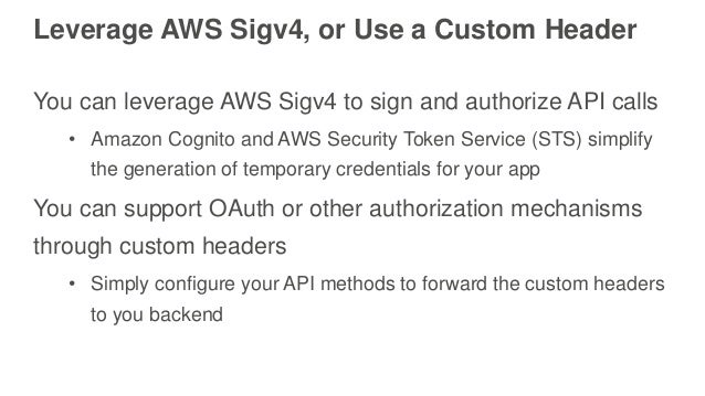 AWS July Webinar Series: Overview: Build and Manage your