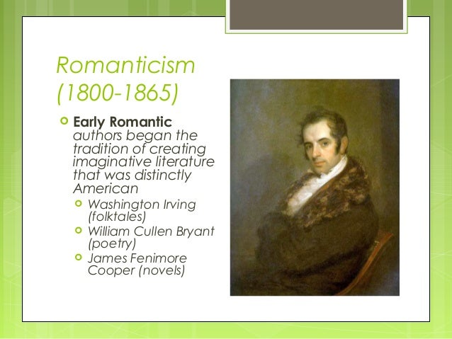 the focus of romantic literature Free gothic literature papers,  move on with the present so that they can focus on welcoming their future  gothic literature and romantic literature.