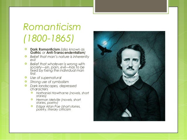 american romantic period essays Free romantic period essays and papers the romantic movement impact of the industrial revolutionmany poems from the romantic period were in reaction to the.