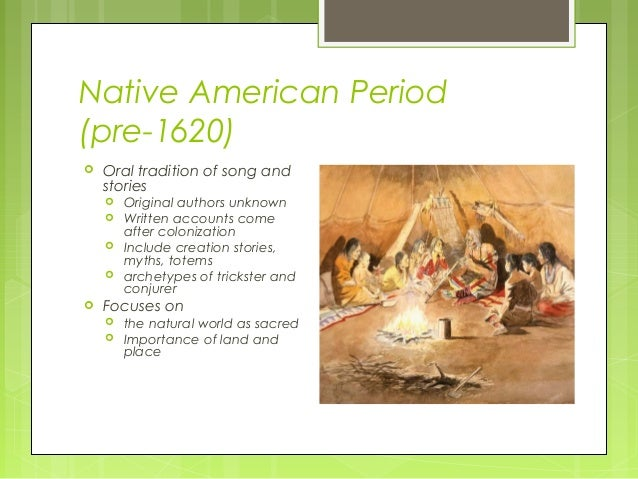 essay topics for early american literature