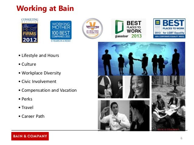 Overview of bain & company
