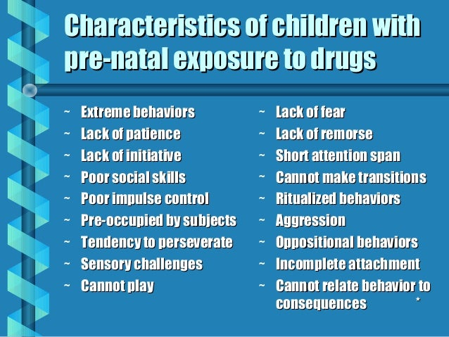preventing pre natal alcohol exposure Improving recognition of children affected by prenatal alcohol exposure: detection of exposure in  disorder associated with pre-natal alcohol exposure.