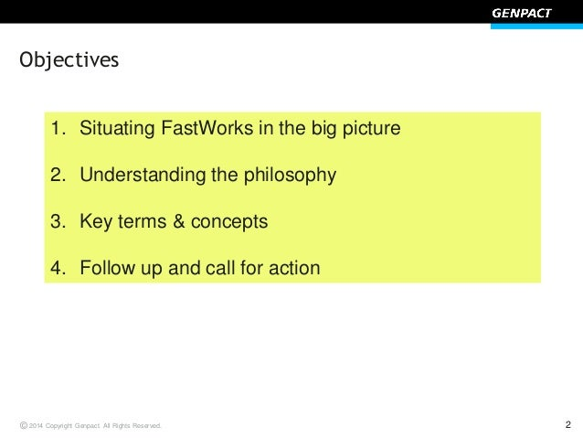 Overview of Lean Startup and FastWorks Slide 2