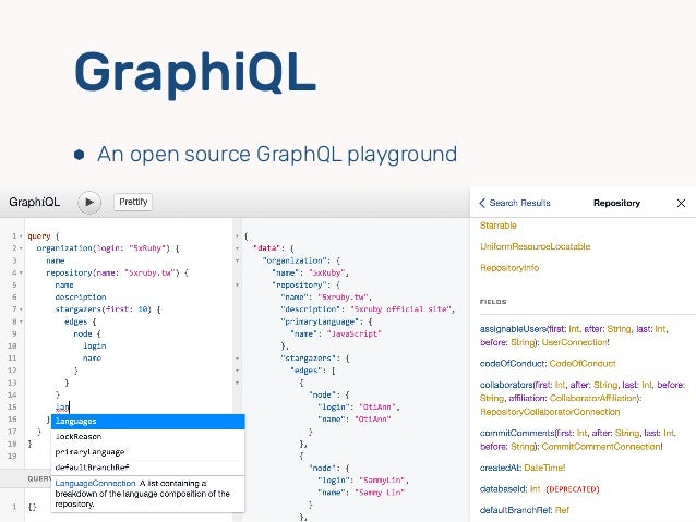 Overview of GraphQL & Clients