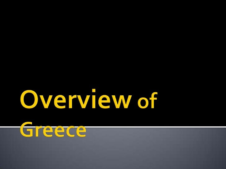    Over the last decade, Greece went on a dept.   Leading to economic crisis that threatend    both European's recovery ...