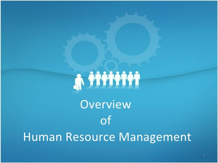 Recent Human Resource Management Review Articles