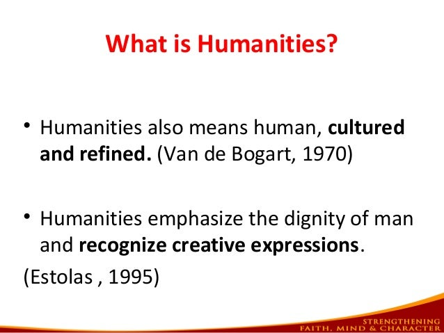 defining humanity Hace 2 días  the defining characteristic of humans is our capacity for complex thinking and advanced reasoning these abilities have allowed us to develop innovations.