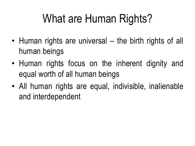 an overview of human rights Pdf | a new world order came into being out of the ashes of the world war ii in  1945, putting respect for human rights alongside peace, security and.