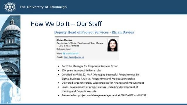 Web Room Booking Edinburgh University