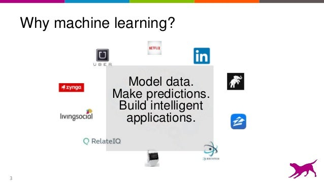 Overview of Machine Learning and Feature Engineering Slide 3