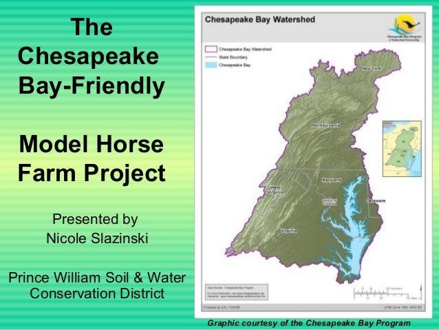 The Chesapeake Bay-Friendly Model Horse Farm Project Presented by Nicole Slazinski Prince William Soil & Water Conservatio...