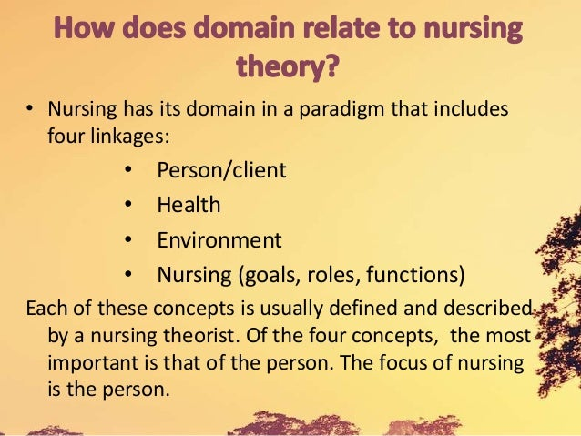 what is a grand nursing theory